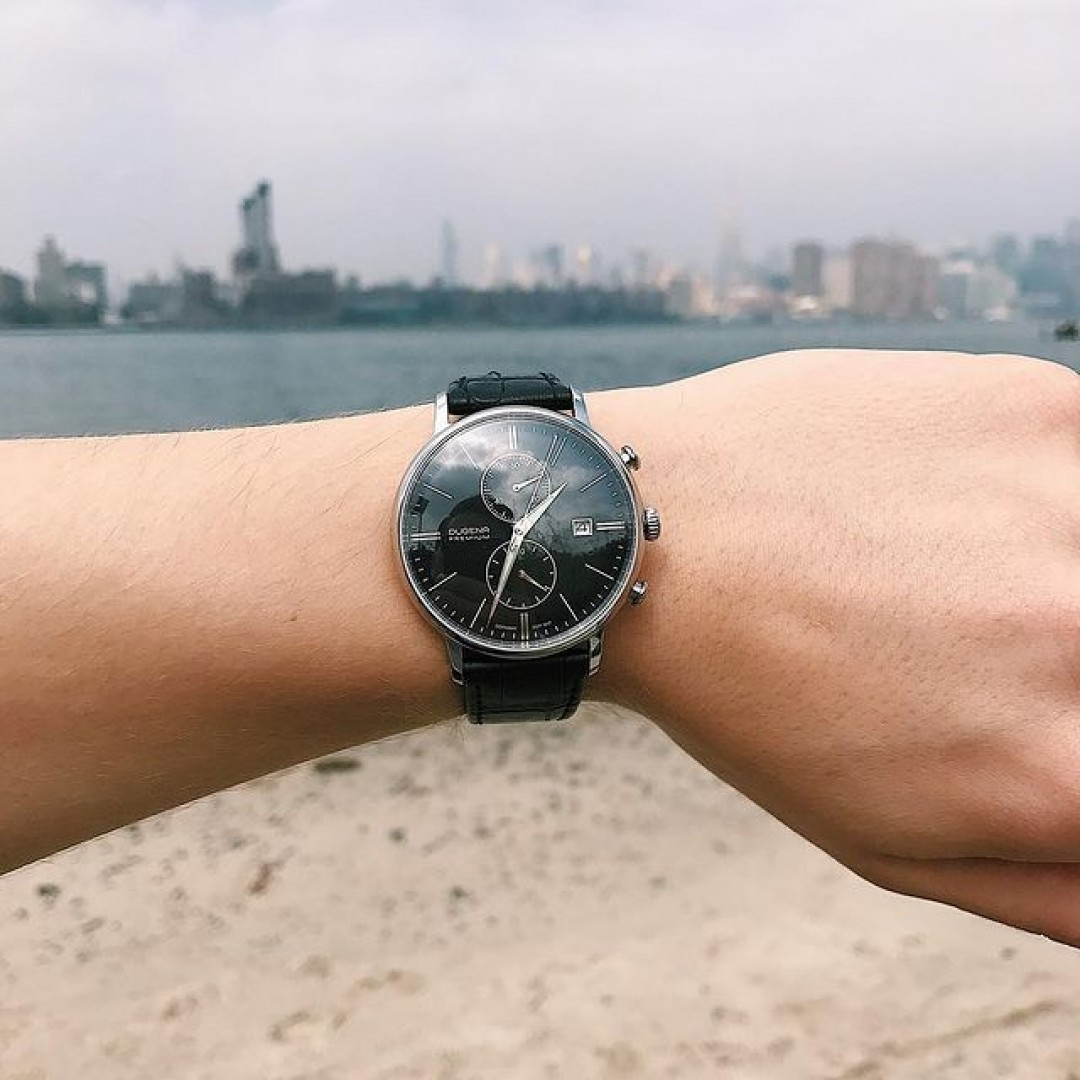 Down by the sea with our Festa Chrono.
