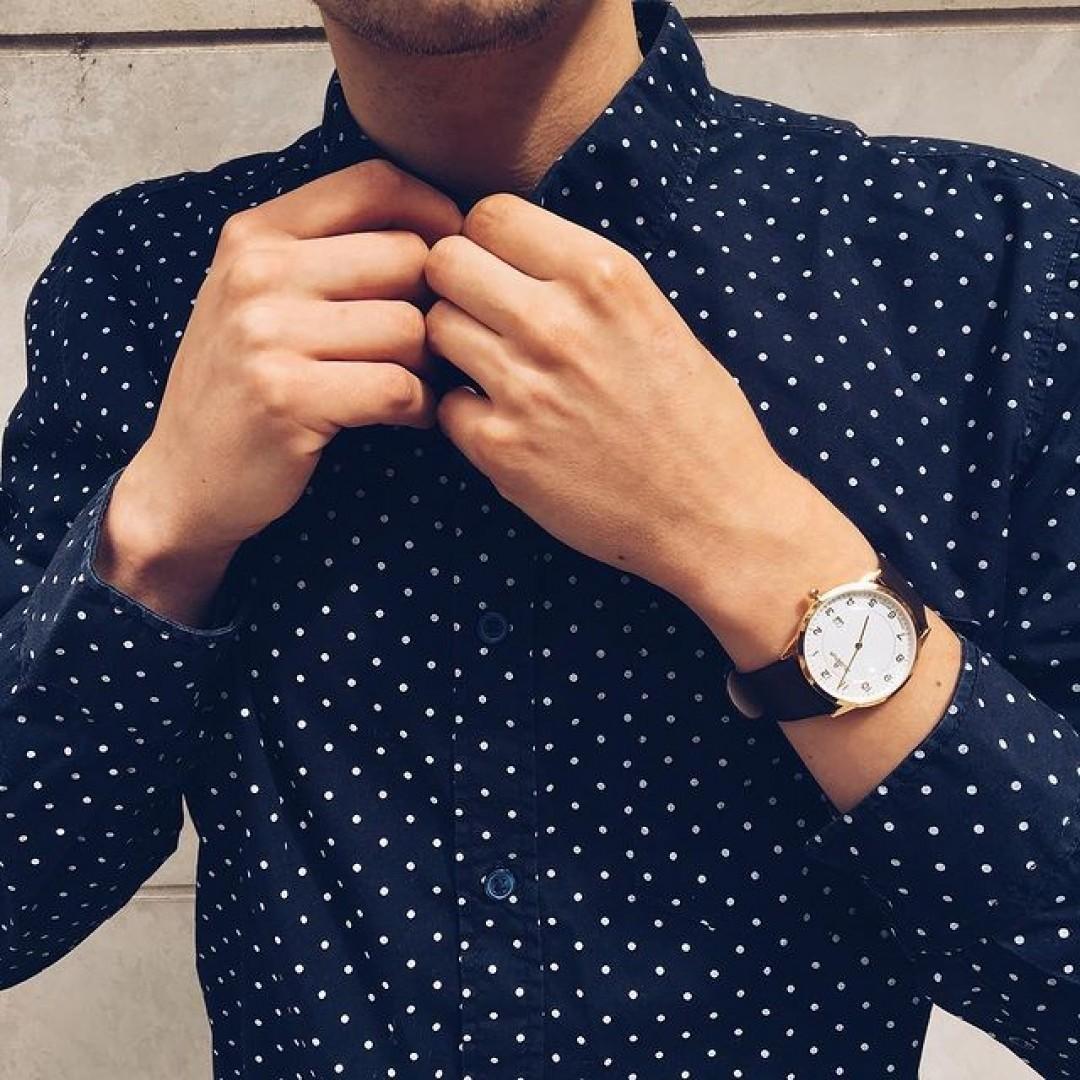 Very well dressed! Mit unserer Modena XL wird das Handgelenk jedes Mannes zum Hingucker. #dugena #dugenawatch #100JahreDugena #DugenaUhr