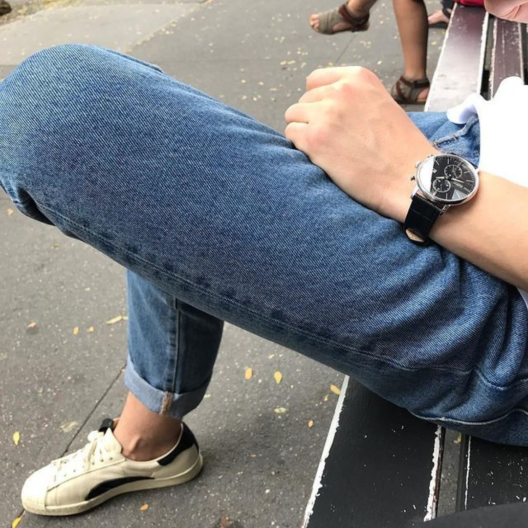 Mit unserer Festa Chrono hast du einen Begleiter an deiner Seite, der dich nicht im Stich lässt. #watchlove #timepiece #instawatch #uhren #watchoftheday #germanwatch #watchlover #wotd #potd #watchstyle #watchtrend #menstyle #streetstyle #dugena #festa