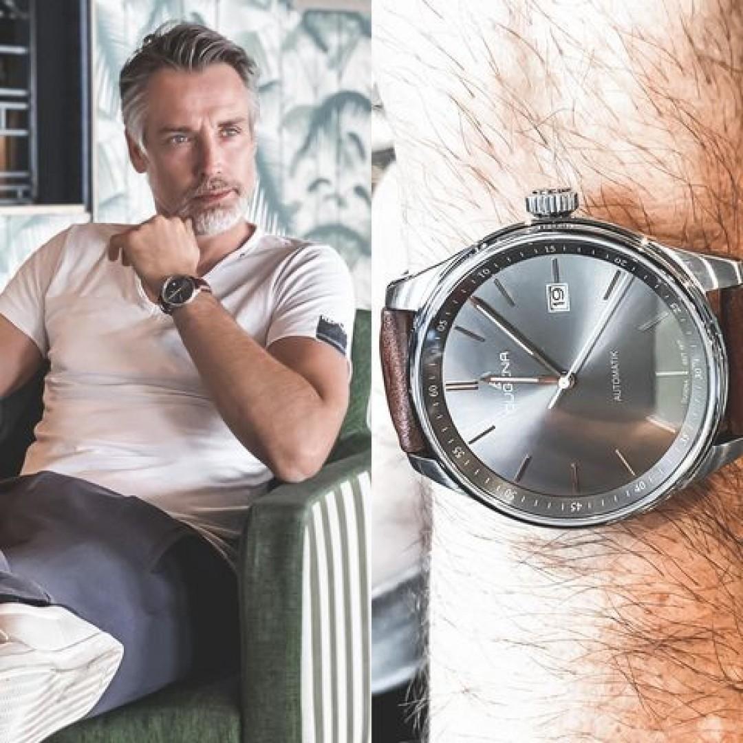 """The choice is yours! Werbung I Gewinnspiel   Für mich gehört die passende Armbanduhr zu einem perfekt Outfit einfach dazu. Mit den Uhren """"Tresor Master"""" und """"Milano"""" von dugena_watches habe ich meine Lieblingsmodelle gefunden, die ich zu unterschiedlichen Styles kombinieren kann.   Nun seid ihr aber dran! Denn ihr könnt jeweils 1 x die Milano und 1 x die Tresor Master gewinnen. Wie ihr mitmachen könnt? Folgt dugena_watches auf Instagram Liked diesen Beitrag zum Gewinnspiel Verratet mir, welches Modell eurer Favorit ist   Der Gewinner wird von mir am 01. Oktober 2021 benachrichtigt.   Das Gewinnspiel steht in keinem Zusammenhang mit Instagram. Der Rechtsweg ist ausgeschlossen."""