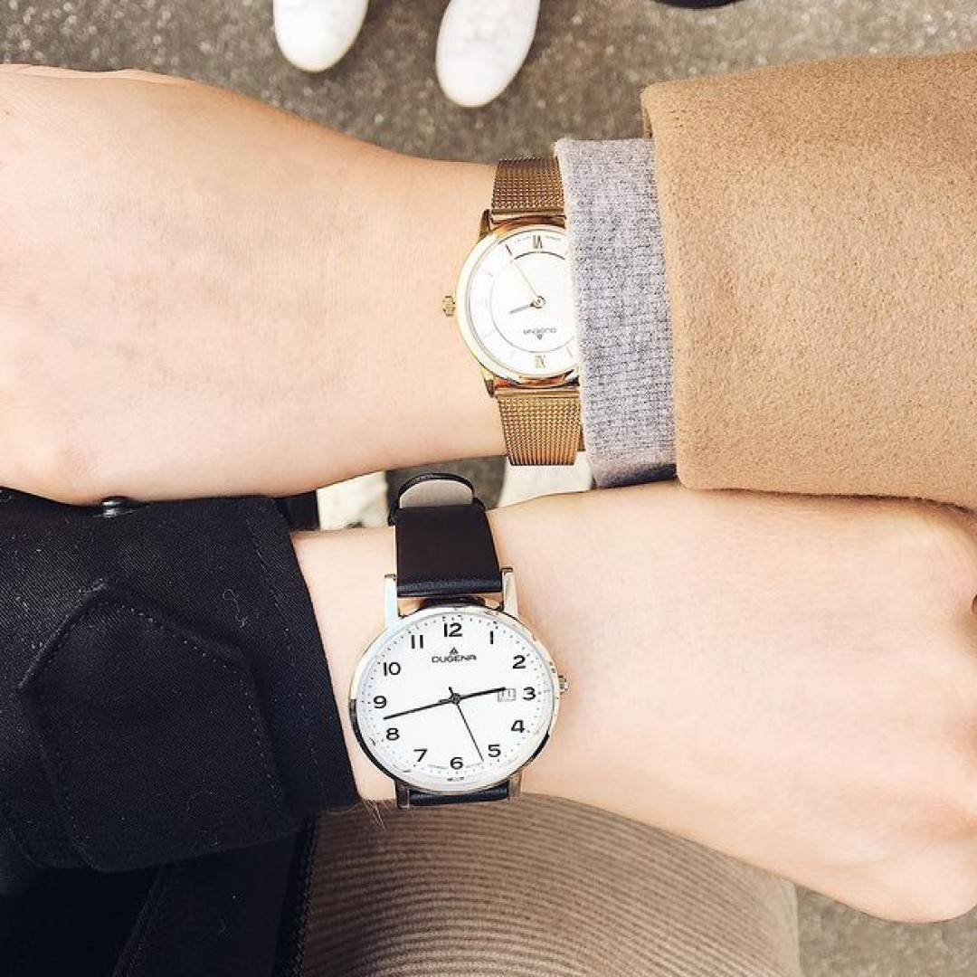 Modena + Moma = Partners in Crime ;) #watchlove #timepiece #instawatch #uhren #watchoftheday #germanwatch #watchlover #wotd #potd #100years  #watchstyle #watchtrend  #watchgram #couple #couplegoals #love #moma #modena