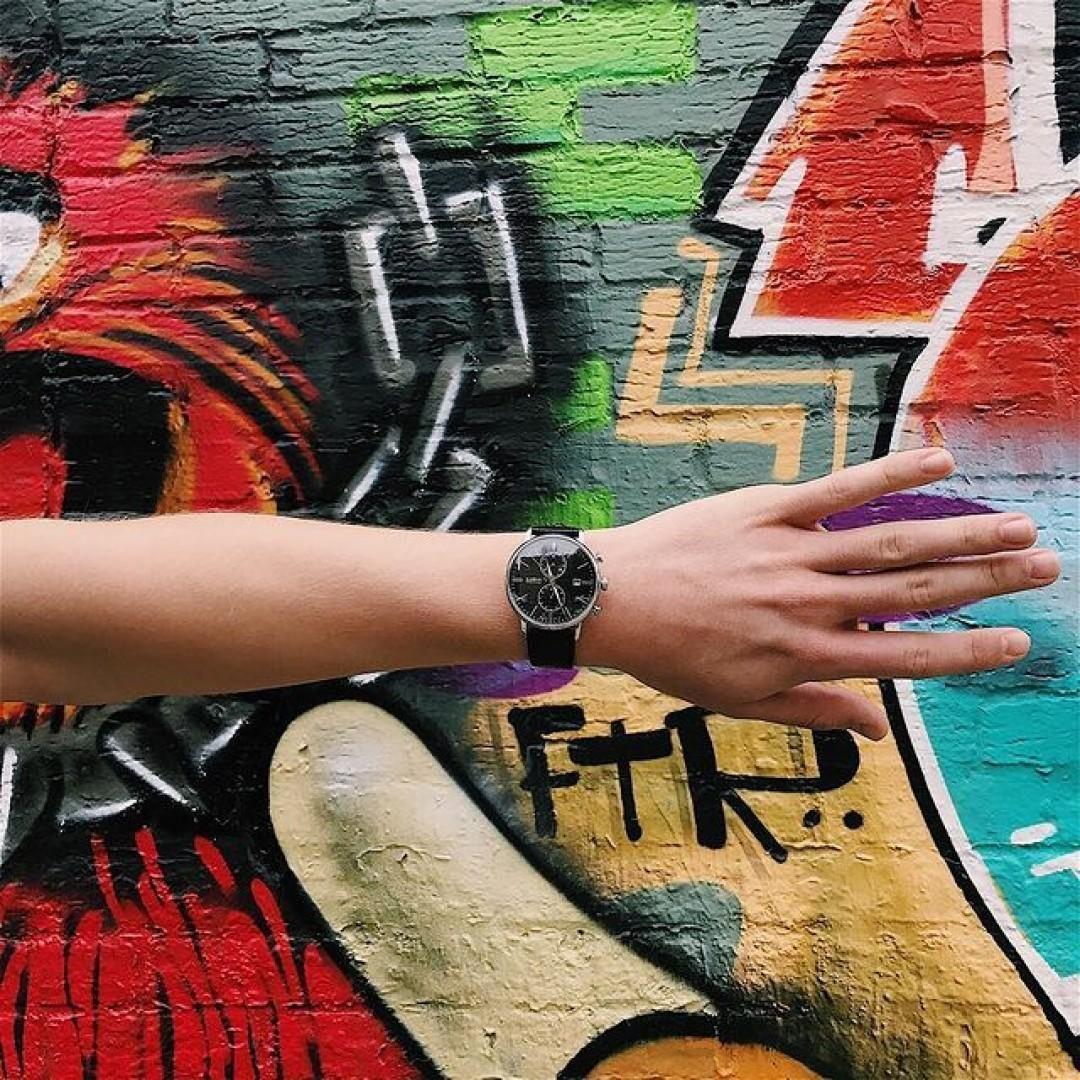 Urban art meets Festa Chrono😜
