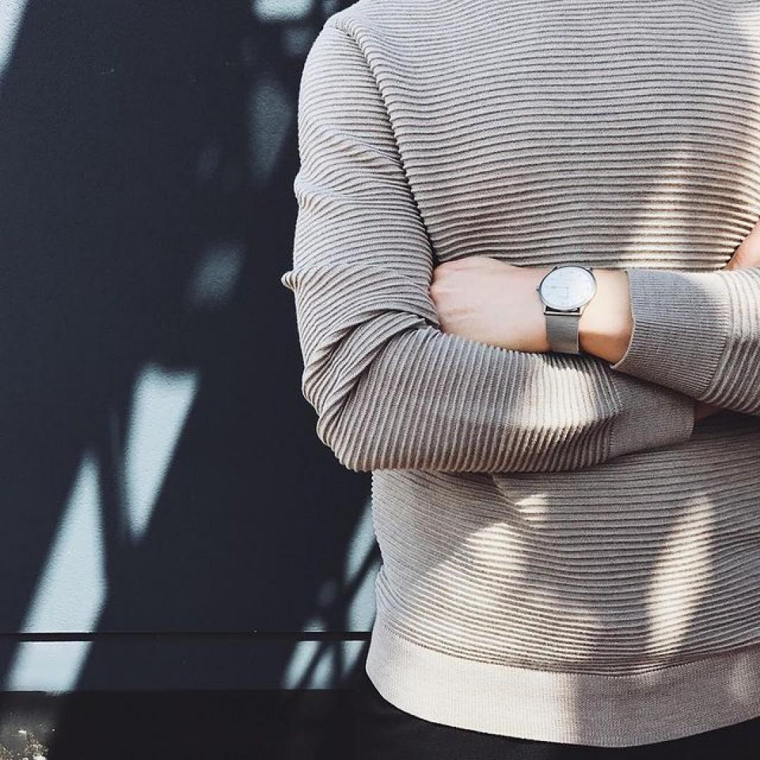 Modena XL Titan: sportlich, minimalistisch und elegant 👌🏻 #dugena #dugenawatch #100JahreDugena #DugenaUhr #watchlove #timepiece #instawatch #uhren #watchoftheday #germanwatch  #watchlover #wotd #potd  #100years #urbanchic #watchstyle #watchtrend  #watchgram #DugenaModenaXL