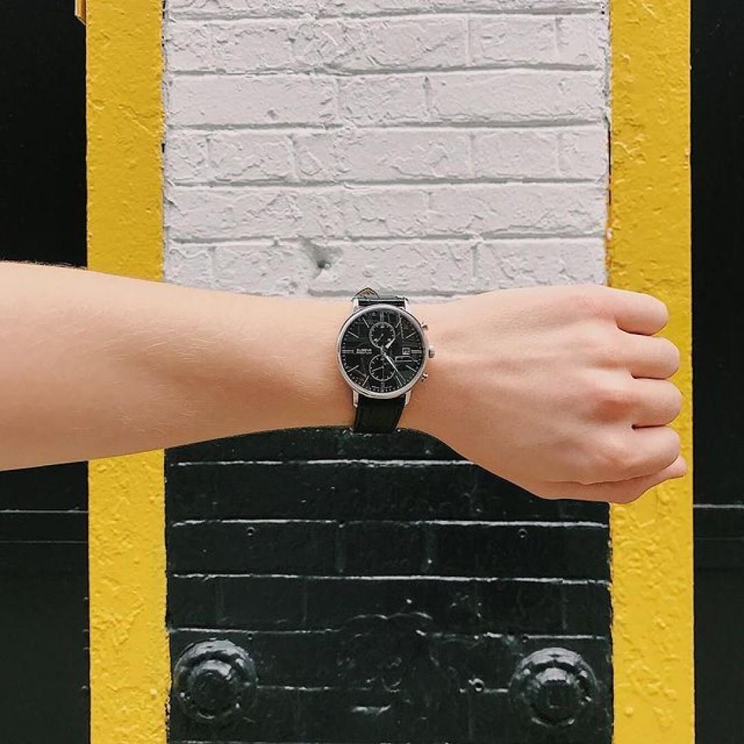 Black and yellow - New York und unsere Festa Chrono.
