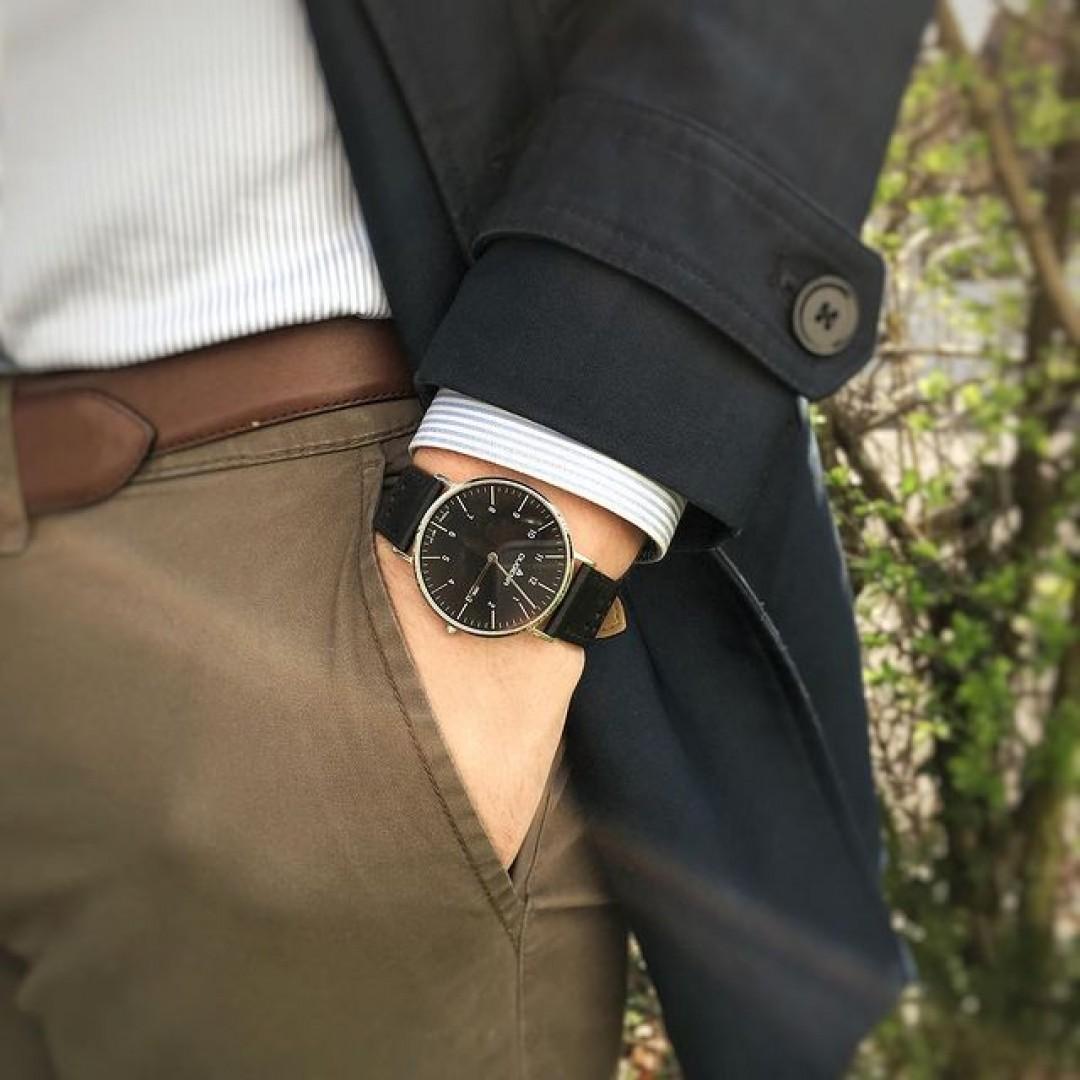 Perfekte Ergänzung zu jedem Business-Outfit: unsere Manhattan. 🤗⌚️ #dugena #watchlove #timepiece #uhren #watchoftheday #germanwatch #watchlover #potd #watchstyle #manhattan #businessstyle #mensfashion #mensstyle
